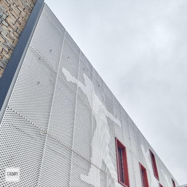 Réhabilitation du trinquet hôtel Berria à Hasparren 5