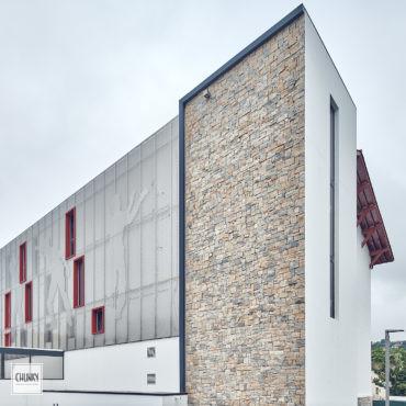 Réhabilitation du trinquet hôtel Berria à Hasparren 4
