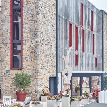 Réhabilitation du trinquet hôtel Berria à Hasparren 3