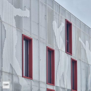 Réhabilitation du trinquet hôtel Berria à Hasparren 6