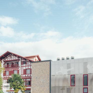 Hôtel Trinquet Berria Hasparren