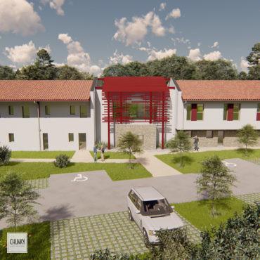Création d'une maison de santé pluridisciplinaire à Villefranque
