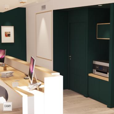 Aménagement de bureaux à Lahonce au Pays Basque 4